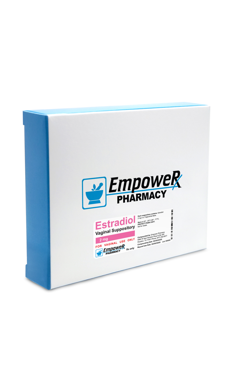 Estradiol Vaginal Suppository 2 mg