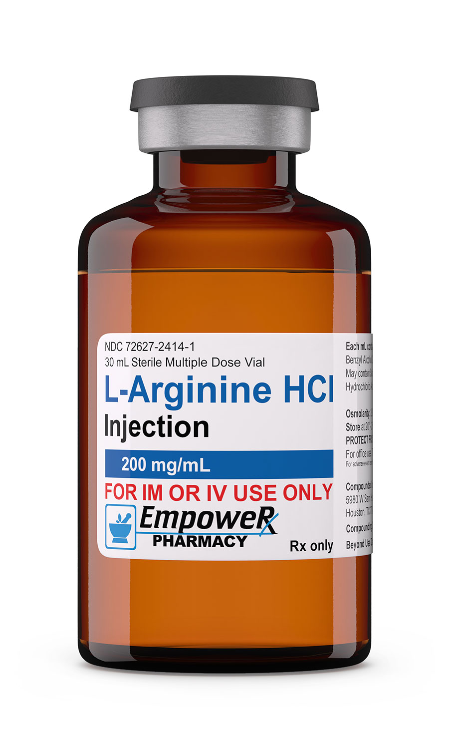 L-Arginine-HCl-Injection
