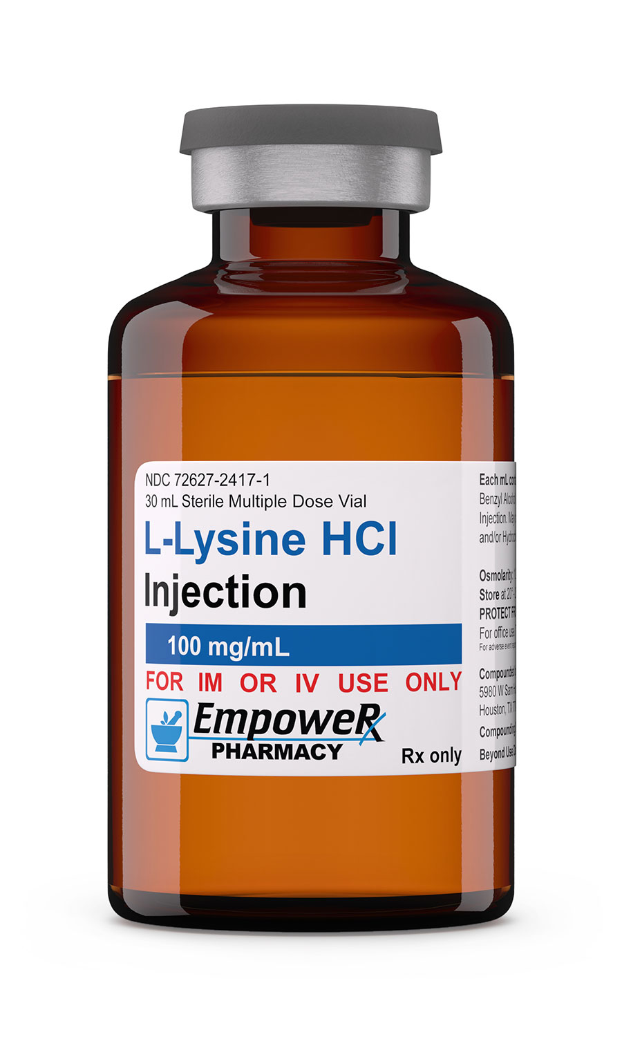 L-Lysine-HCl-Injection