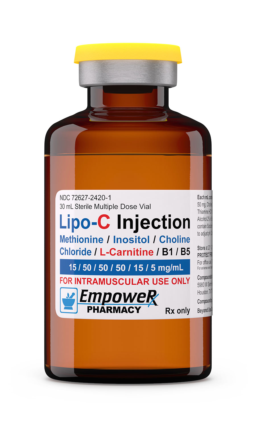Lipo-C-Injection