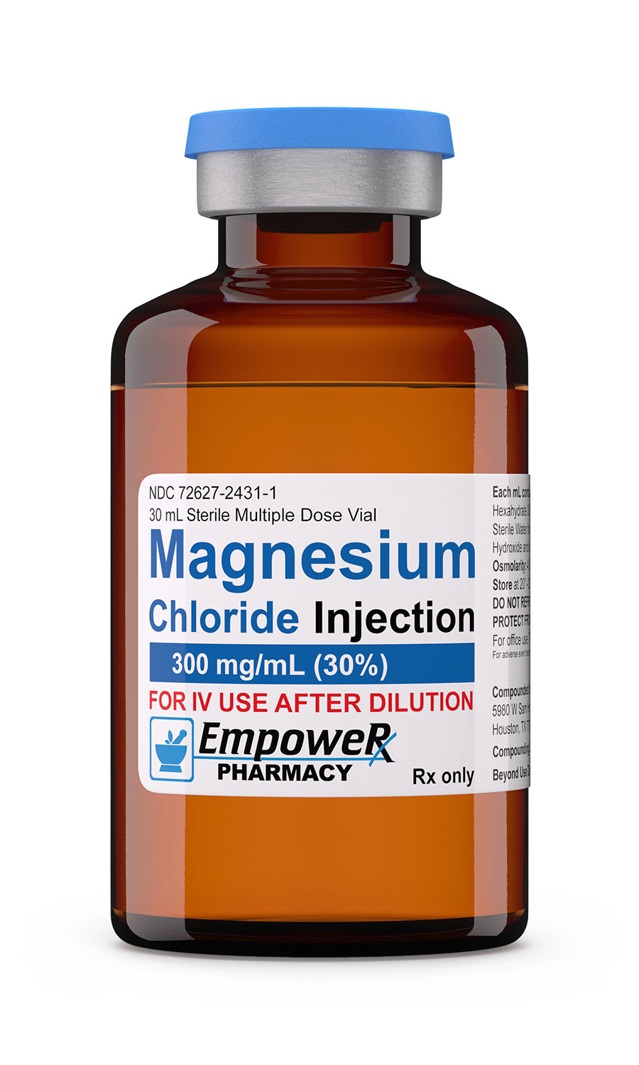 Magnesium-Chloride-Injection