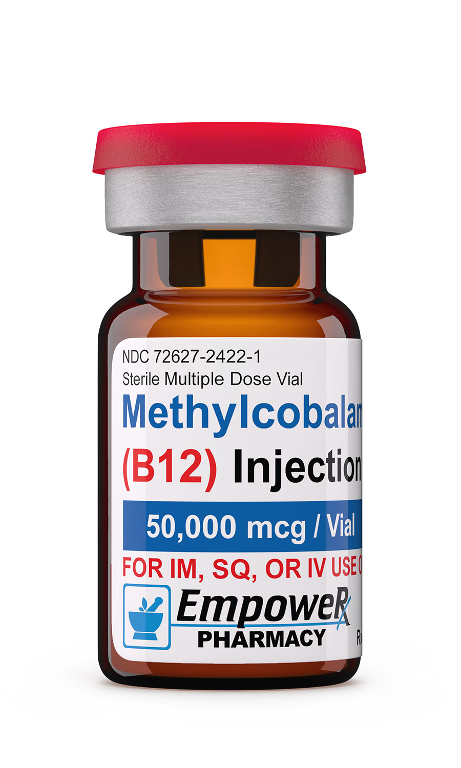 Methylcobalamin Vitamin B12 Injection Compound Empower Pharmacy