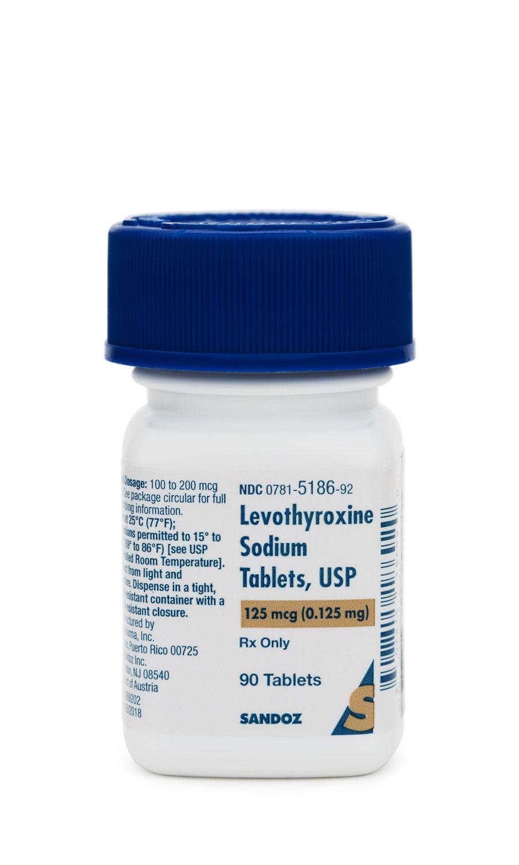 Levothyroxine Sodium Tablets Empower Pharmacy