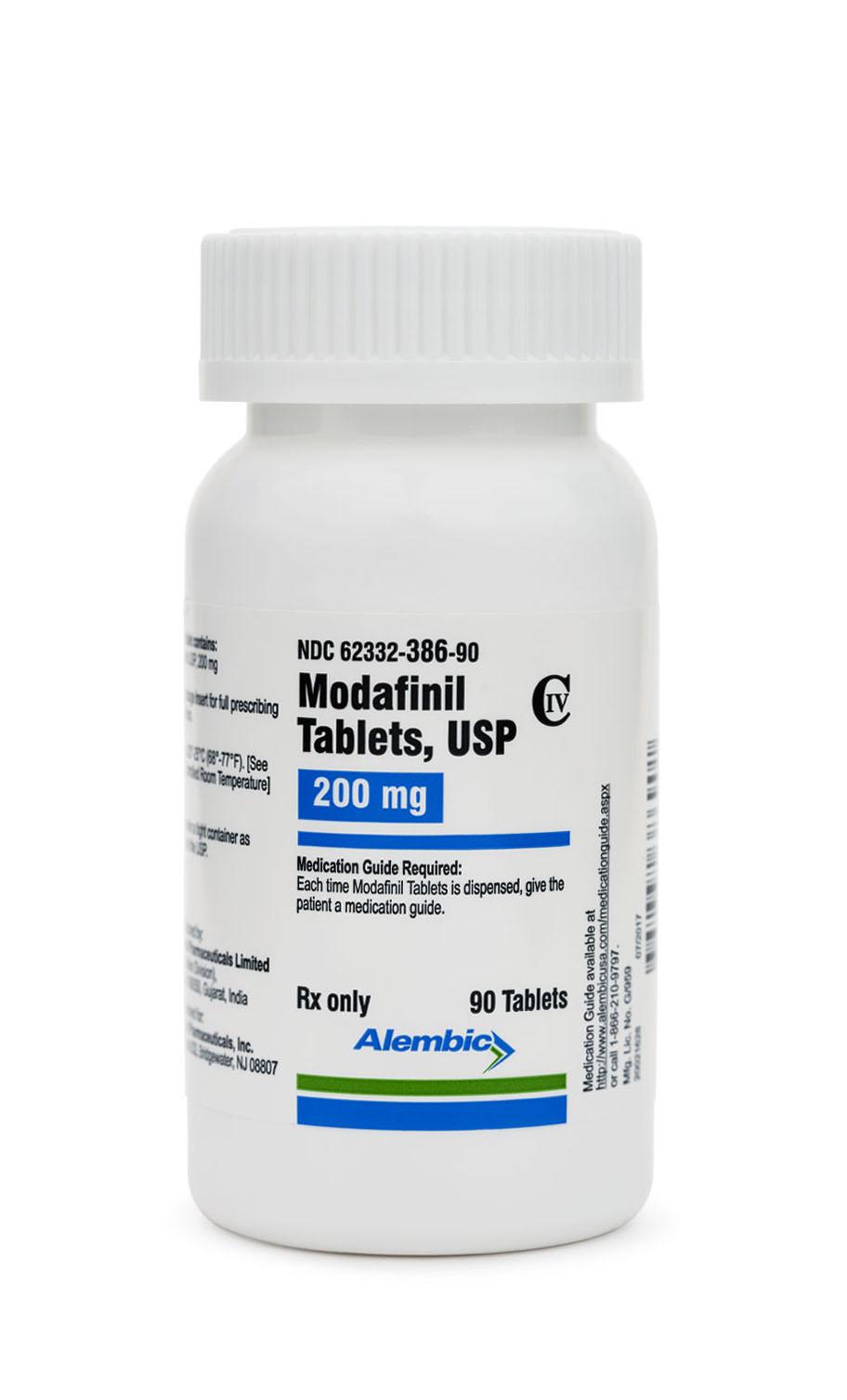 Modafinil Generic