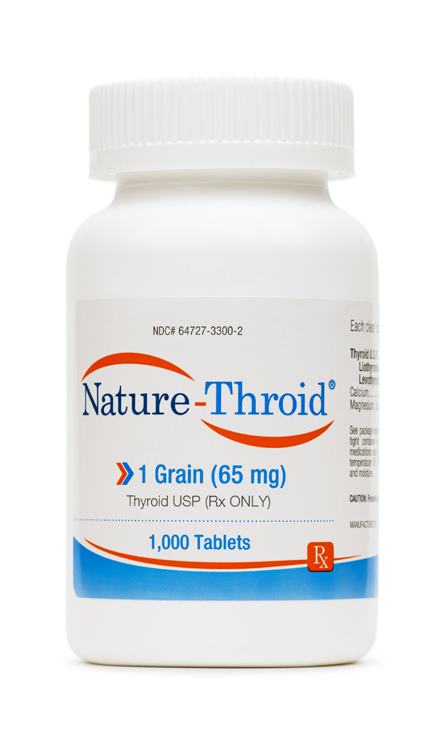 Nature-Throid Tablets