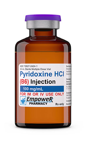 Pyridoxine HCl Injection
