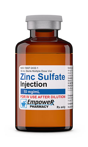 Zinc Sulfate Injection