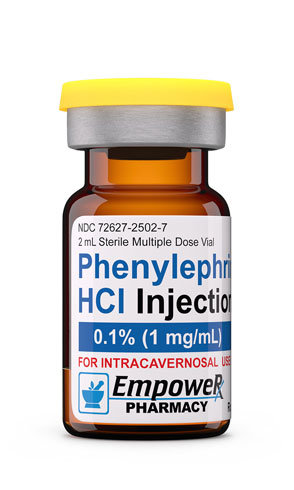 Phenylephrine HCl Injection