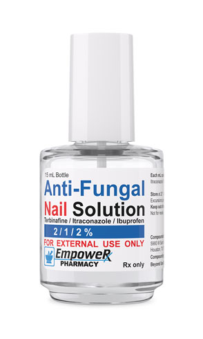 Anti Fungal Nail Solution