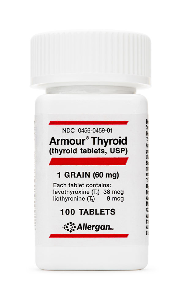 Armour Thyroid Tablets