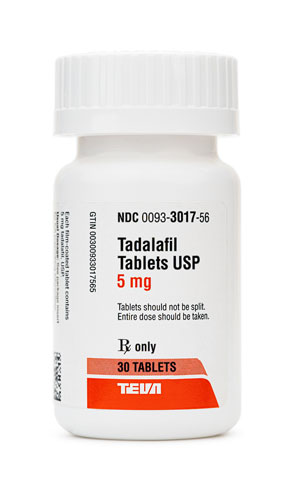 Tadalafil 5mg Tablets