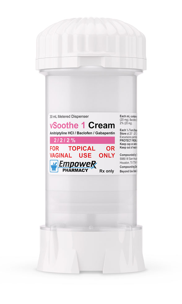 vSoothe 1 Cream