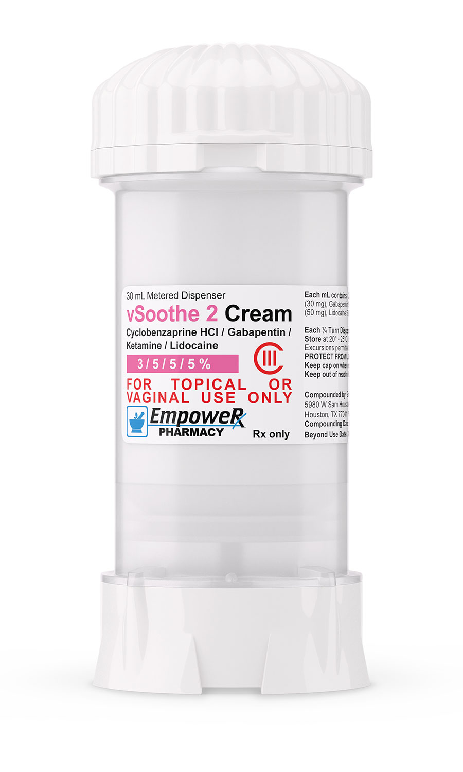 vSoothe 2 Cream